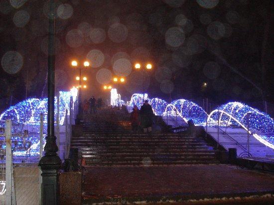 фонтан в Липецке