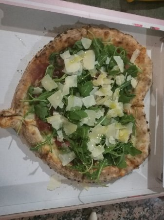 San Giorgio Canavese, Italy: Pizzeria D'asporto Little King