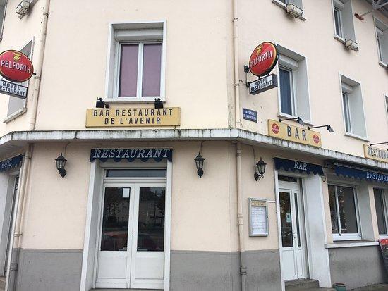 Saint Pierre des Corps, Prancis: Hotel Restaurant L Avenir