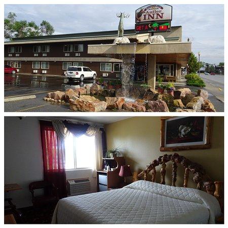 Buffalo Bill's Antlers Inn-bild