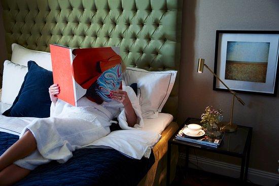 Lydmar Hotel Photo