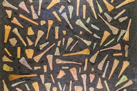 Musée d'Aquitaine: Blades