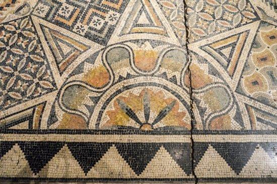 Musée d'Aquitaine: Mosaic