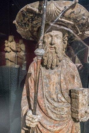 Musée d'Aquitaine: Statue