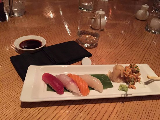 The best Japanese restaurant in Moscow