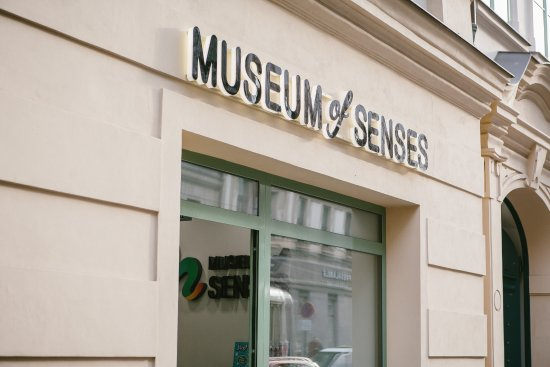 ‪Museum of Senses Prague‬