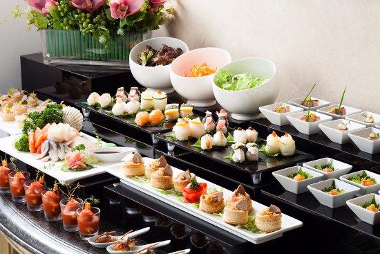 Peachy Lunch Buffet Picture Of Park Hotel Hong Kong Tripadvisor Beutiful Home Inspiration Semekurdistantinfo