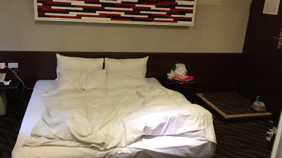Picture of diary of taipei hotel wanguo for Design ximen hotel review
