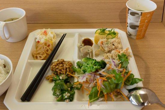 Kadoma, Japão: 朝食