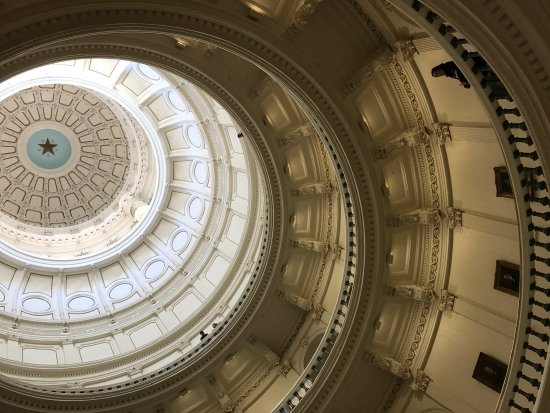 Texas State Capitol: ドーム