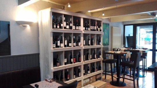 le tonneau rouge, aniane - avis sur les restaurants 2019 mis à jour