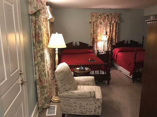Hiram, OH: Excellent Double Room