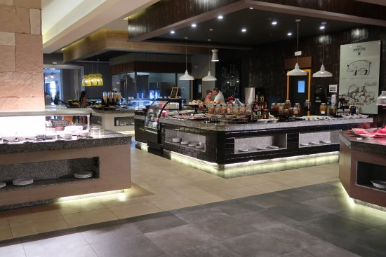 Cap Estate, Sta. Lucía: Buffet