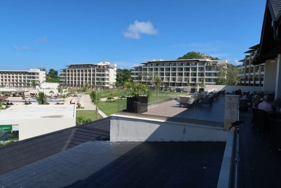 Cap Estate, Saint Lucia: From the Lobby