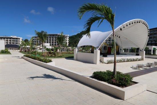 Cap Estate, Saint Lucia: Theatre