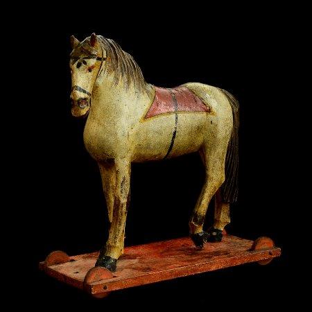 Banbury, UK: Toy Horse