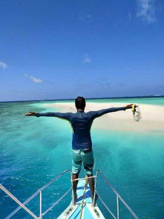Hotel UI Inn: Sandbank trip