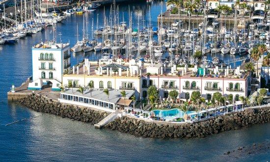 Hotel puerto de mogan the senses collection gran canaria reviews photos price comparison - Puerto mogan gran canaria ...