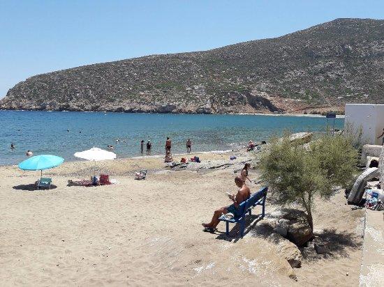 Adonis Hotel: Altro scorcio della spiaggetta