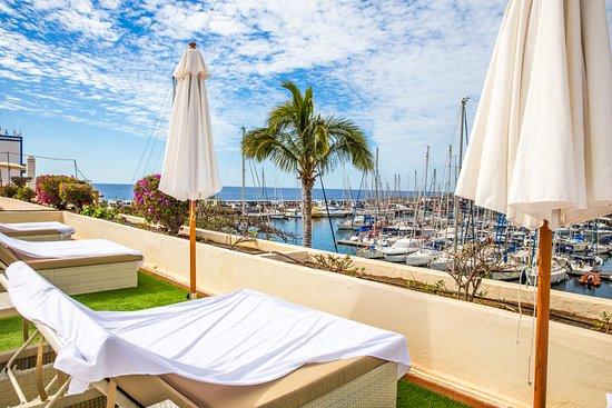 Hotel puerto de mogan the senses collection gran canaria for Cama balinesa