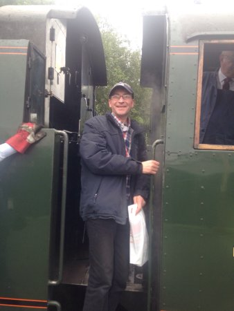 The East Lancashire Railway: Brilliant day out! HIGHLY RECOMMENDED.
