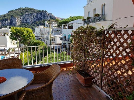 Entrata - Picture of Hotel Palatium Mari, Island of Capri - Tripadvisor