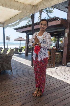 The Samaya Bali Seminyak: Widi prepares for Odalan