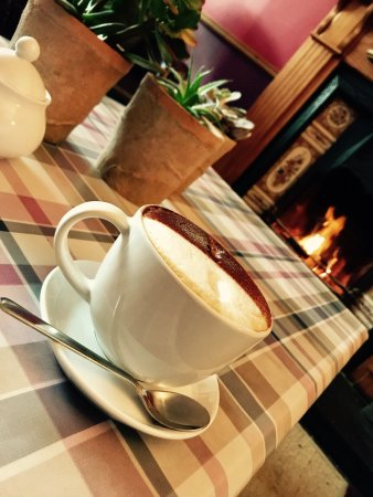 Swinford, Irlanda: Coffee Doc At O' Connors