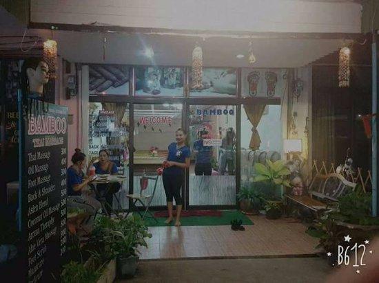 anmeldelser massage bamboo thai massage