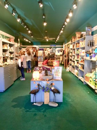 Nevada City, Kalifornien: The Earth Store