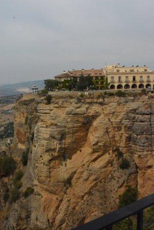 Hotel Montelirio: view from room