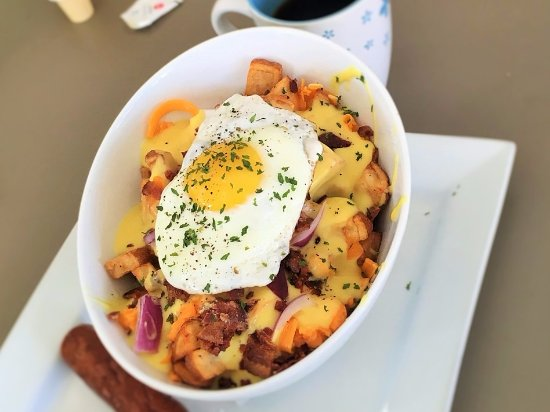 Verona, Καναδάς: Loaded Breakfast Poutine