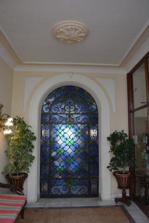 Hotel Montelirio: foyer