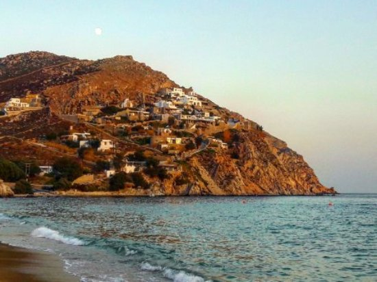 Elia, اليونان: Elia Beach, Mikonos.