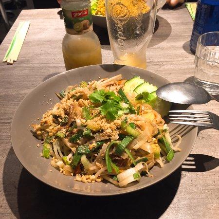 Thai Station : Pad Thai(泰式炒河粉)