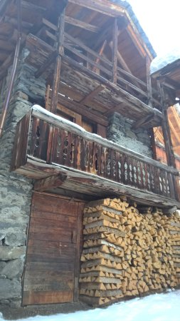 Savoie, France: architecture traditionnelle