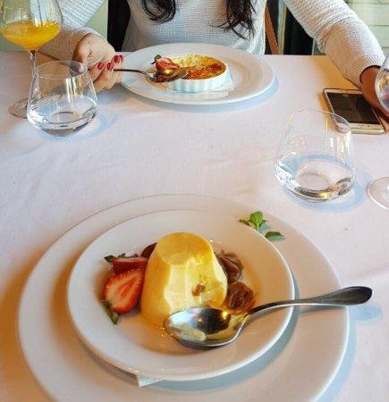Comida deliciosa do restaurante da Bodega Bouza, atendimento impecável!!