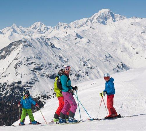 Sainte-Foy-Tarentaise, Francia: paradis du ski