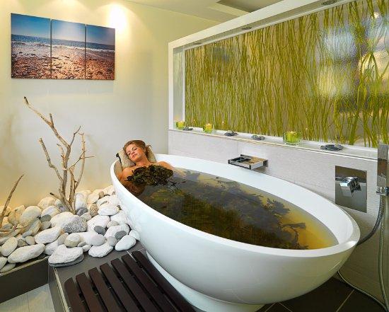 Silver Tassie Hotel & Spa: Seaweed Baths