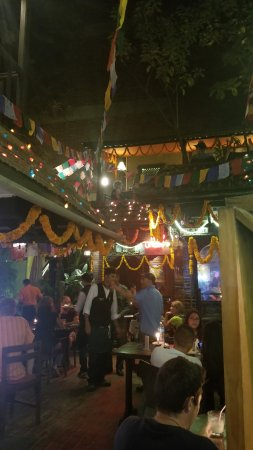 New Orleans Cafe: Entrance