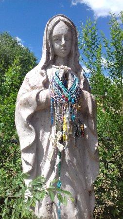 El Santuario de Chimayo: rosari