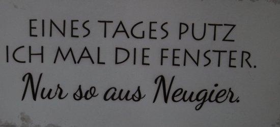 Nette Sprüche Und Texte Auch Zum Kaufen Picture Of Cafe