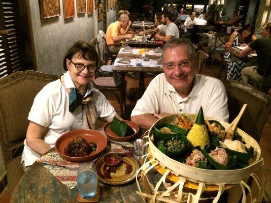 Cuisine Balinaise Un Vrai Régal Picture Of Alaya Resort - Cuisine balinaise