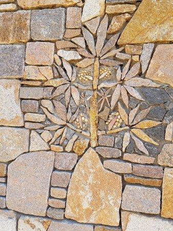 décoration en pierre 2 lémuriens - Picture of Le Jardin Du ...