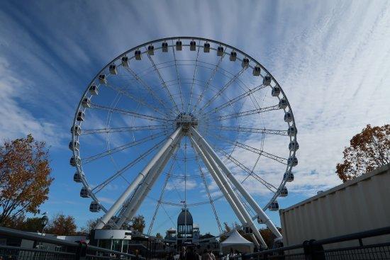 Montreal, Kanada: la grande roue