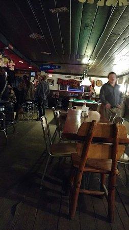 Onaway, Μίσιγκαν: The Cabin Bar & Grill