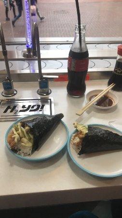 Yo! Sushi Photo