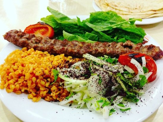 Ballston Spa, Нью-Йорк: Alaturco Mediterranean Grill
