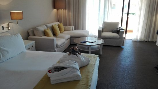 Vilalara Thalassa Resort: Junior suite