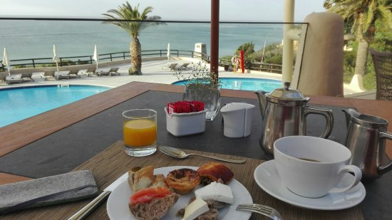 Vilalara Thalassa Resort: Breakfast